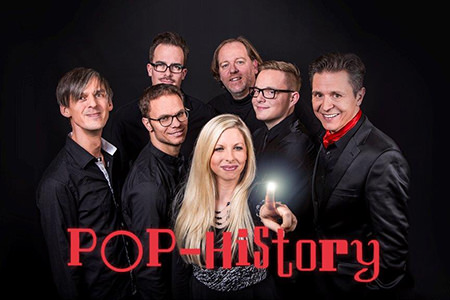 pop history groupe 450