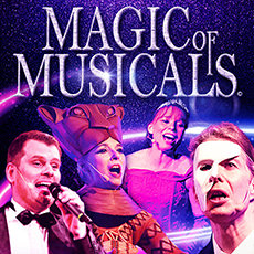 Magic of Musicals Showquadrat