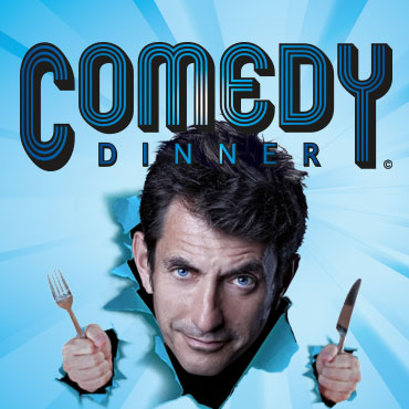 WORLDofDINNER Comedy Dinner