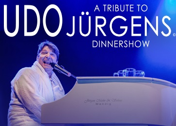 WORLDofDINNER A Tribute to Udo Juergens Dinnershow kl